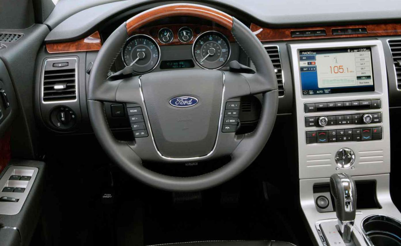Flex Ford review suv