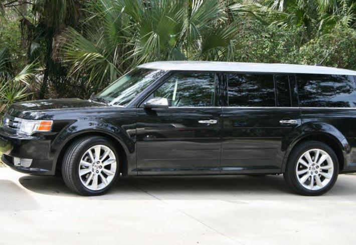 Ford Flex how mach 2009