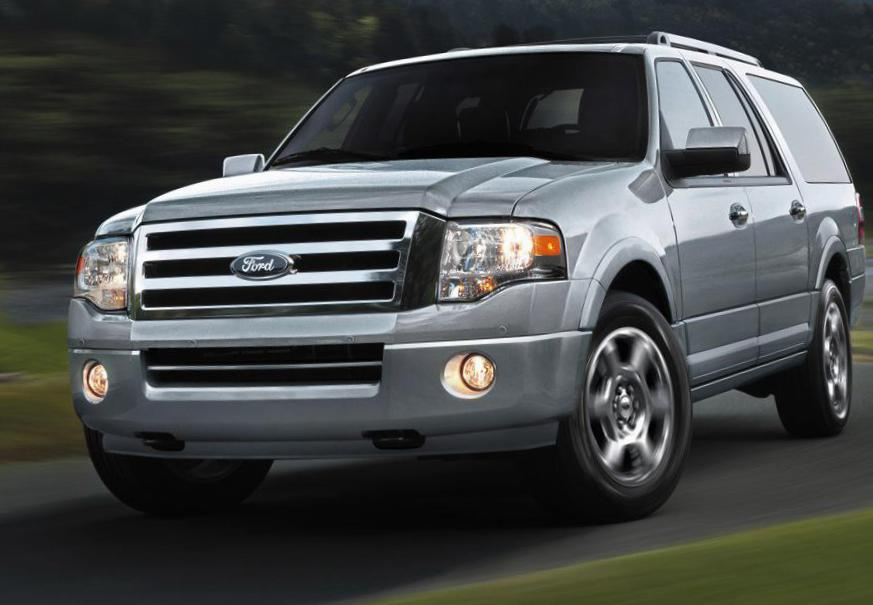 Ford Expedition auto 2012
