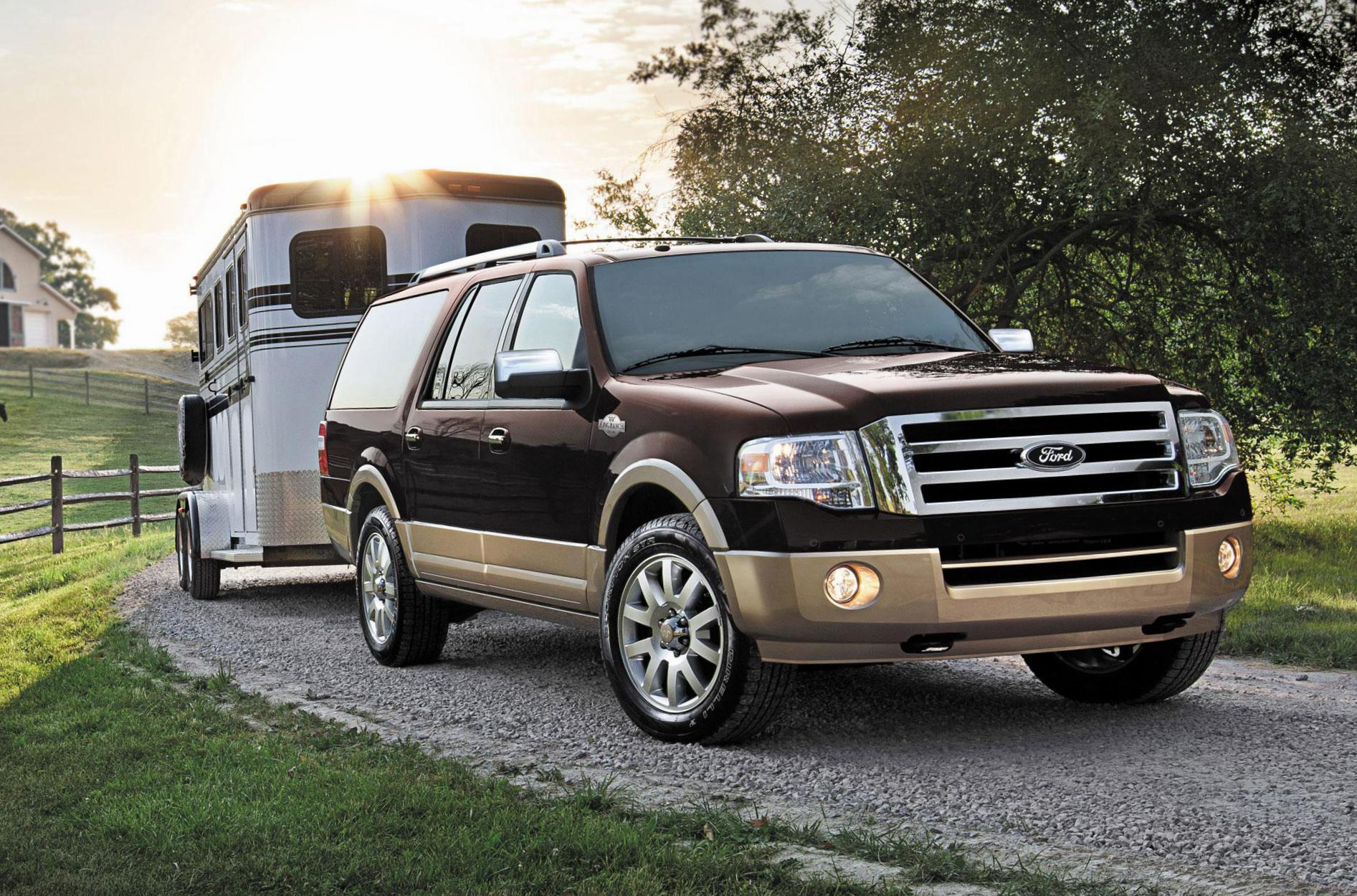 Ford Expedition new suv