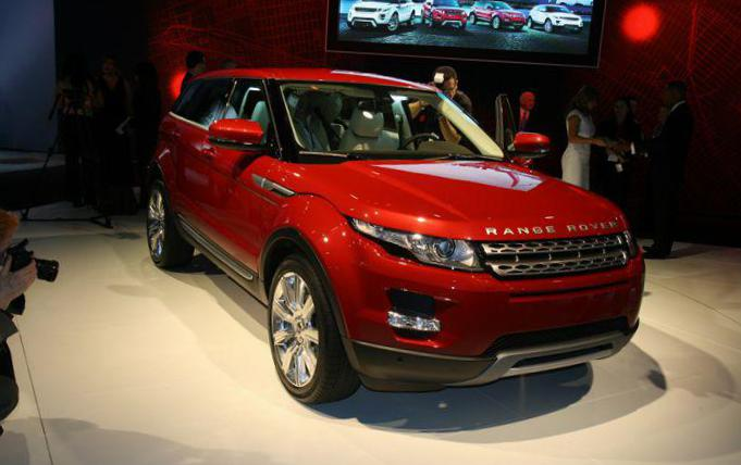 Land Rover Range Rover tuning 2013
