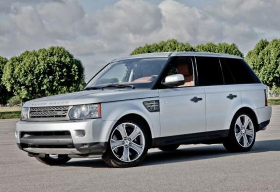 Land Rover Range Rover usa sedan