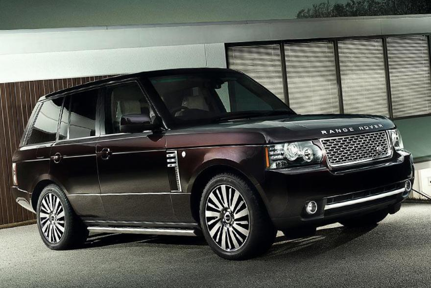 Range Rover Land Rover Specifications 2010