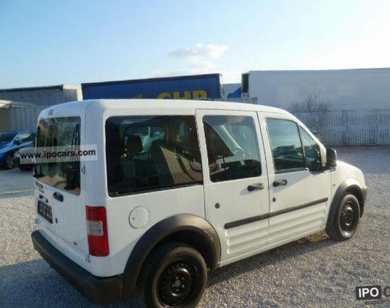 Ford Tourneo model 2015