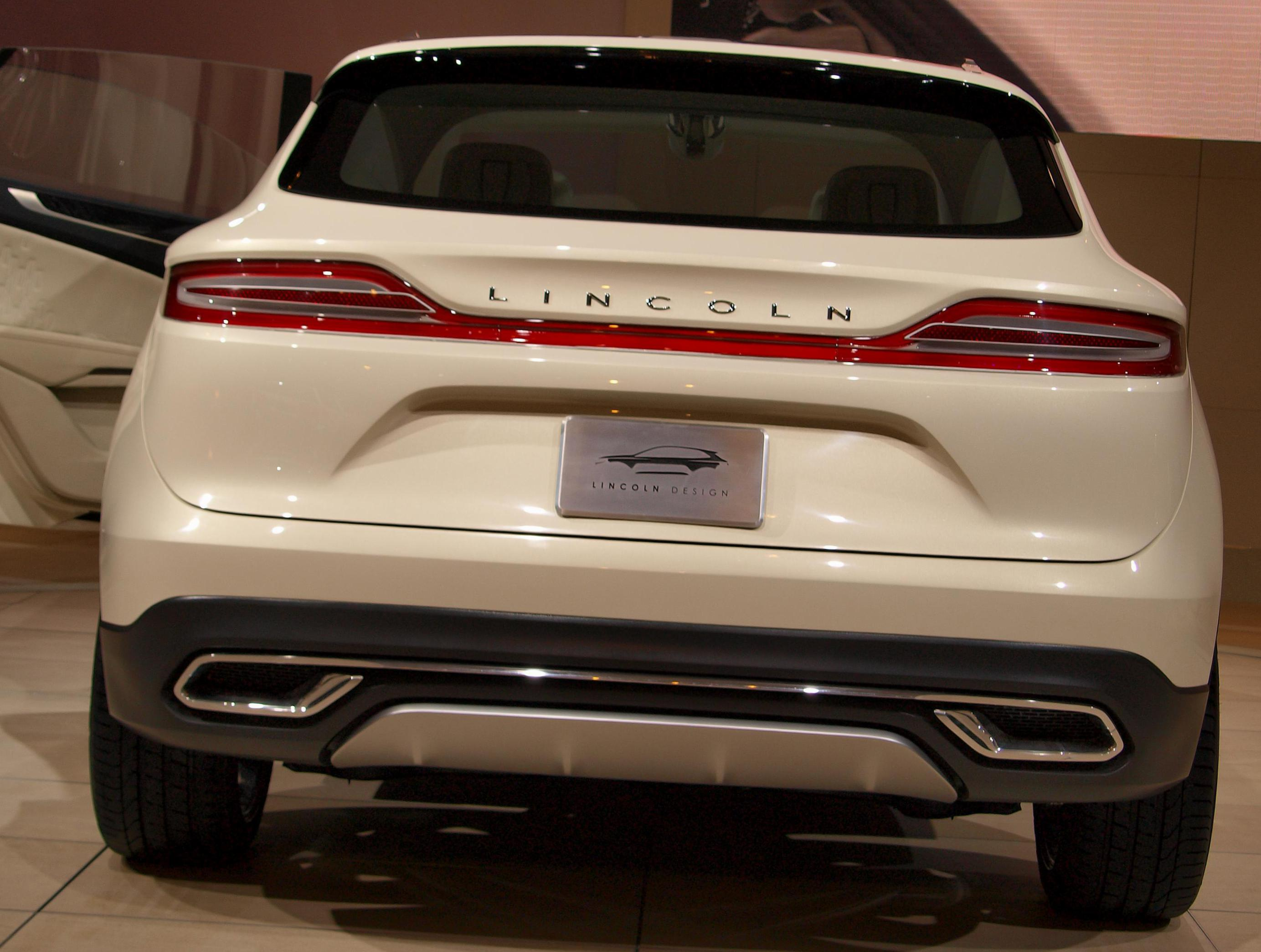 MKC Lincoln new suv