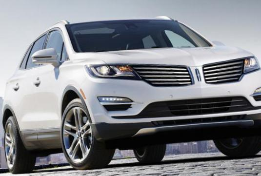 Lincoln MKX review suv