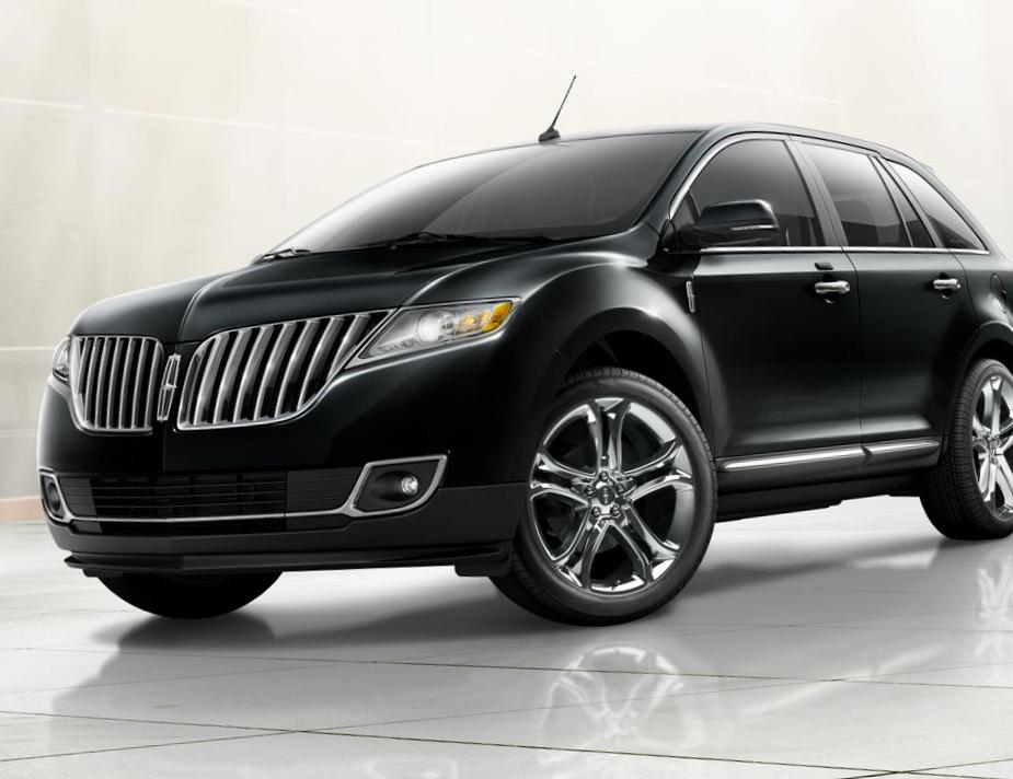 Lincoln MKX approved sedan