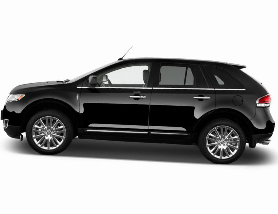 MKX Lincoln cost 2009