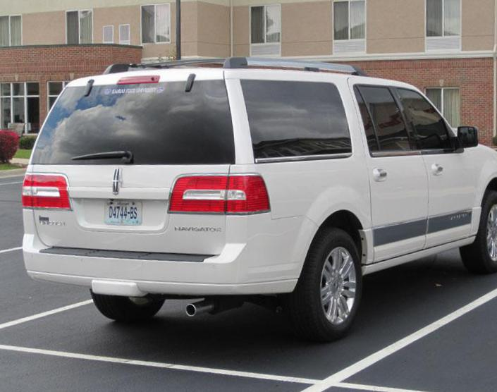 Lincoln Navigator Specifications 2013
