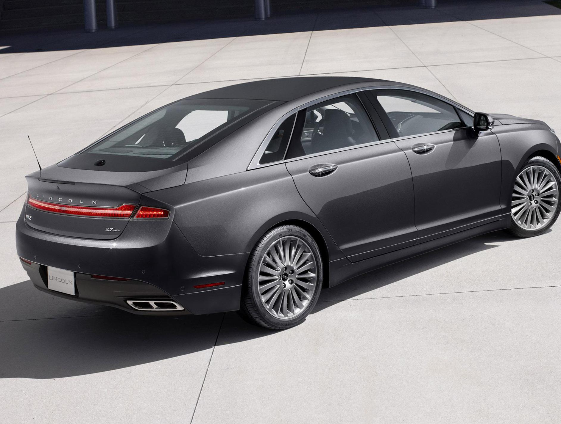 Lincoln MKZ new 2011