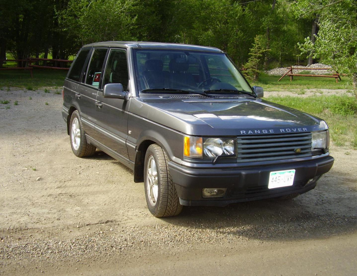 Land Rover Range Rover Specification suv