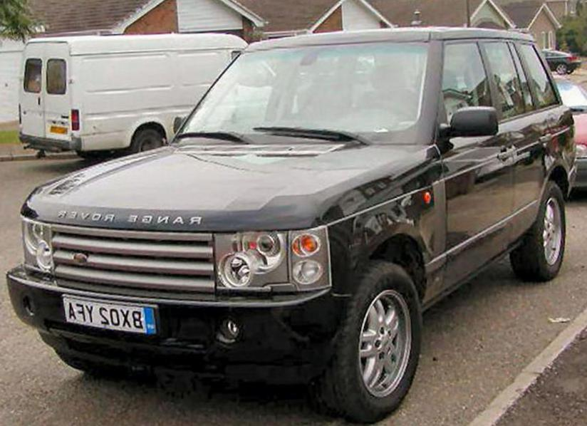 Range Rover Land Rover Specification 2013