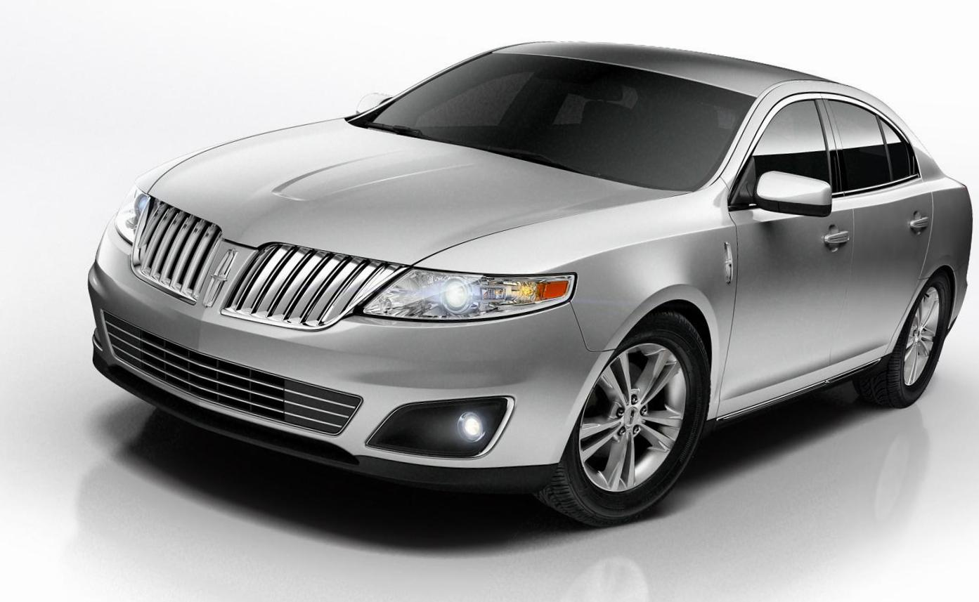 Lincoln MKS lease suv