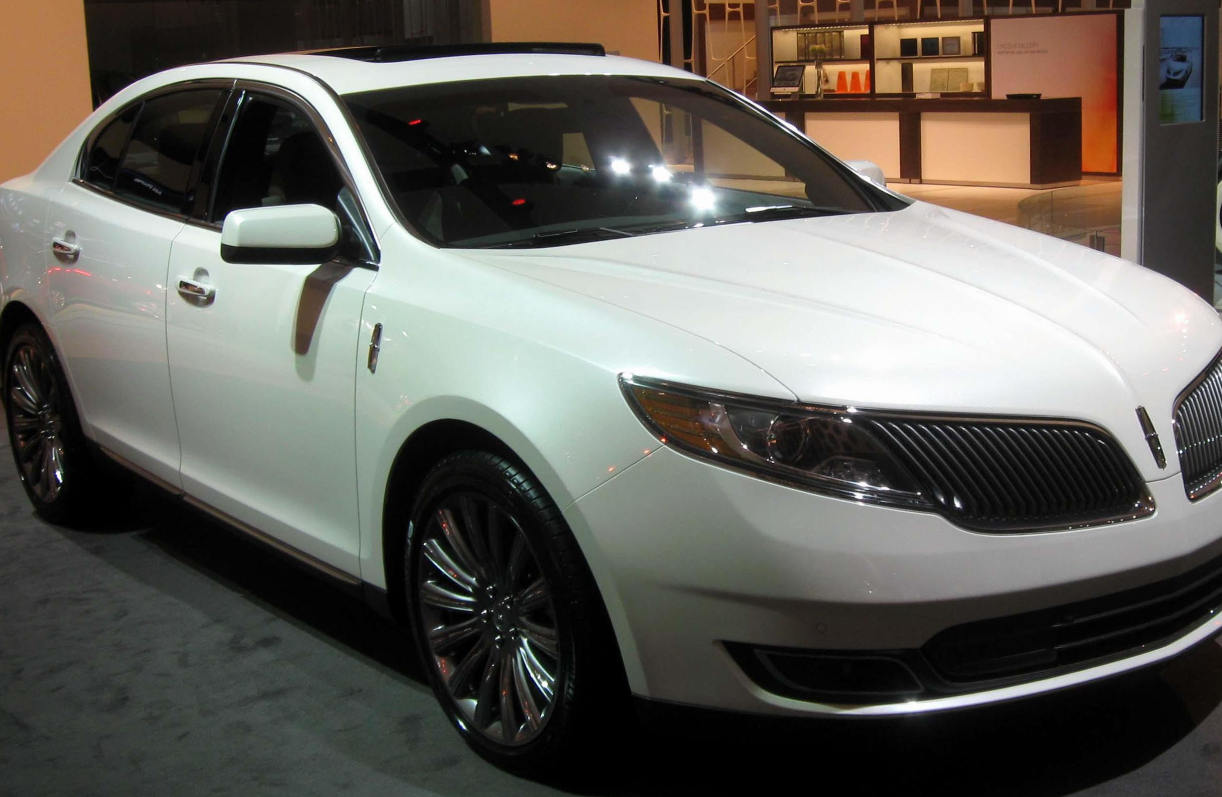 MKS Lincoln how mach 2013