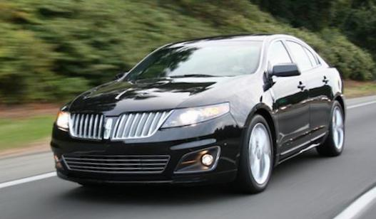 MKS Lincoln Specifications 2010