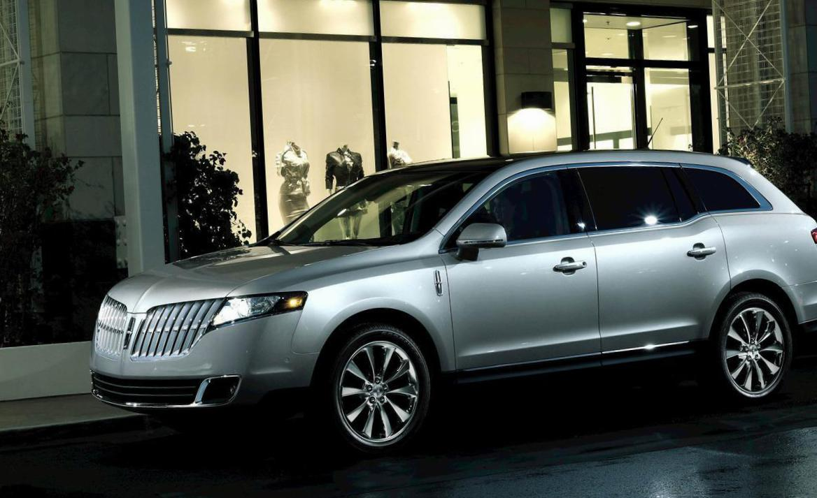Lincoln MKT how mach 2012