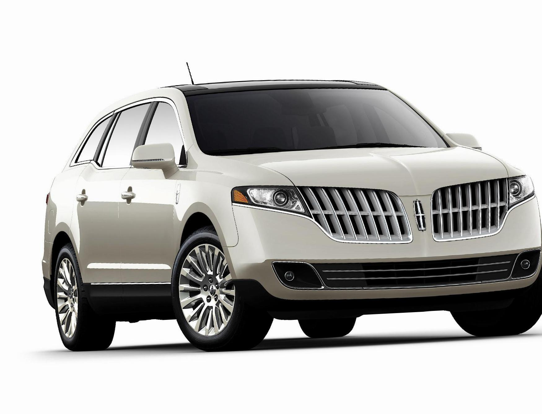 Lincoln MKT new 2007