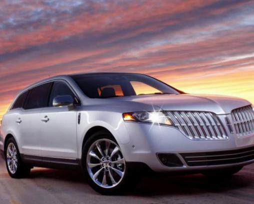 MKT Lincoln Specification 2012