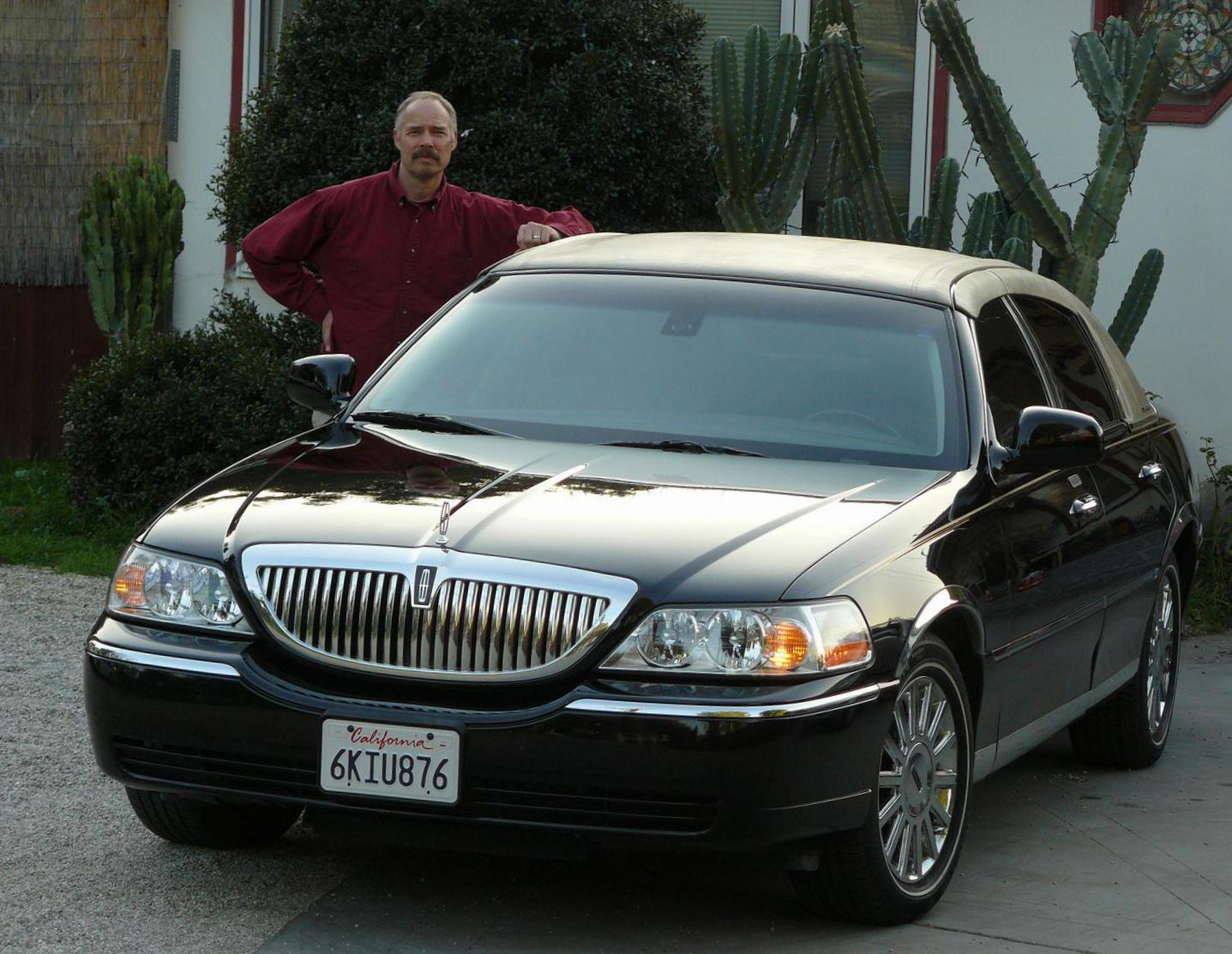 Town Car Lincoln Review 2008