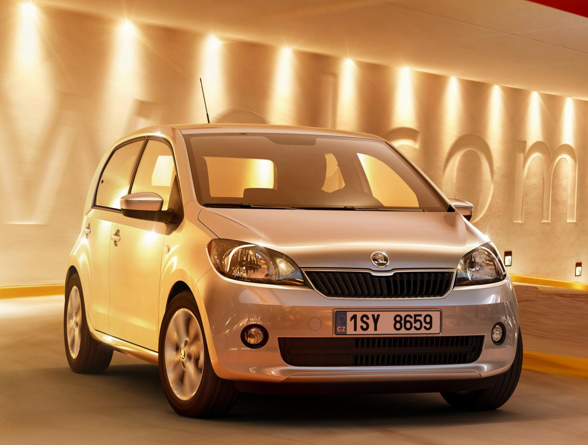 Citigo 5 doors Skoda review 2006