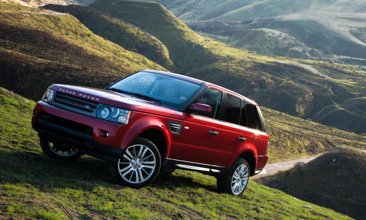 Range Rover Sport Land Rover prices 2010