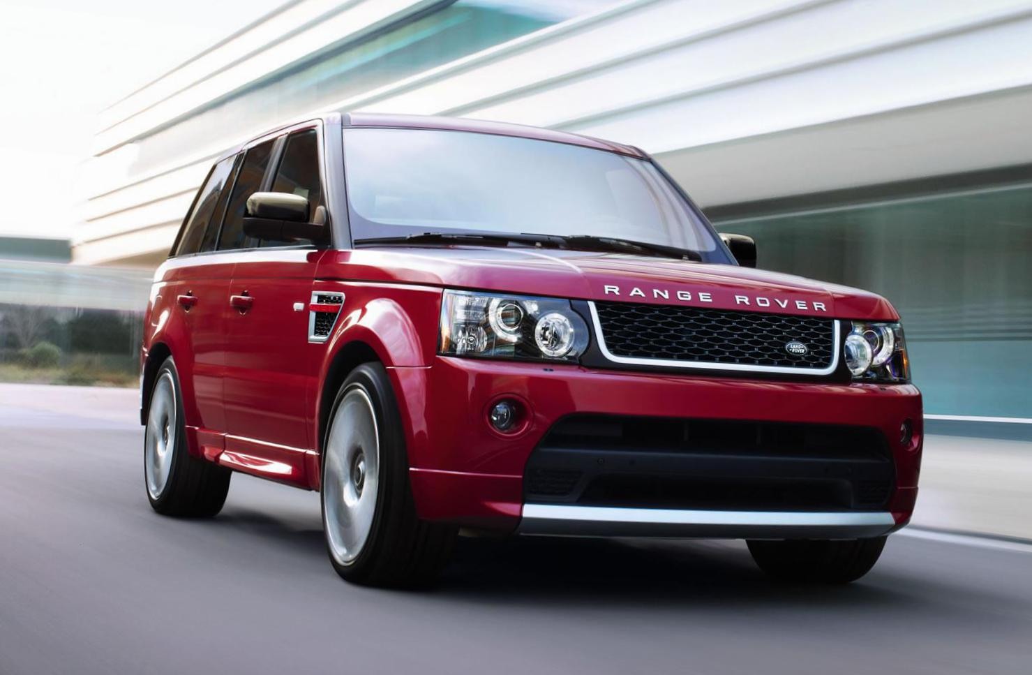 Range Rover Sport Land Rover used 2010