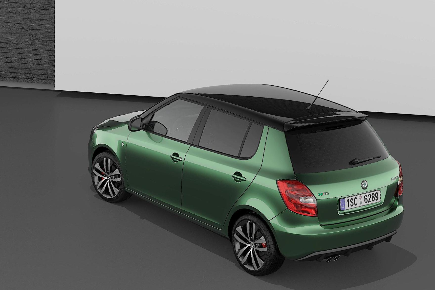 Fabia RS Skoda approved 2011