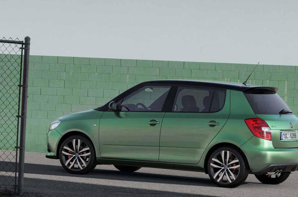 Fabia RS Skoda models wagon