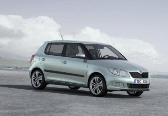 Fabia Skoda Specification hatchback