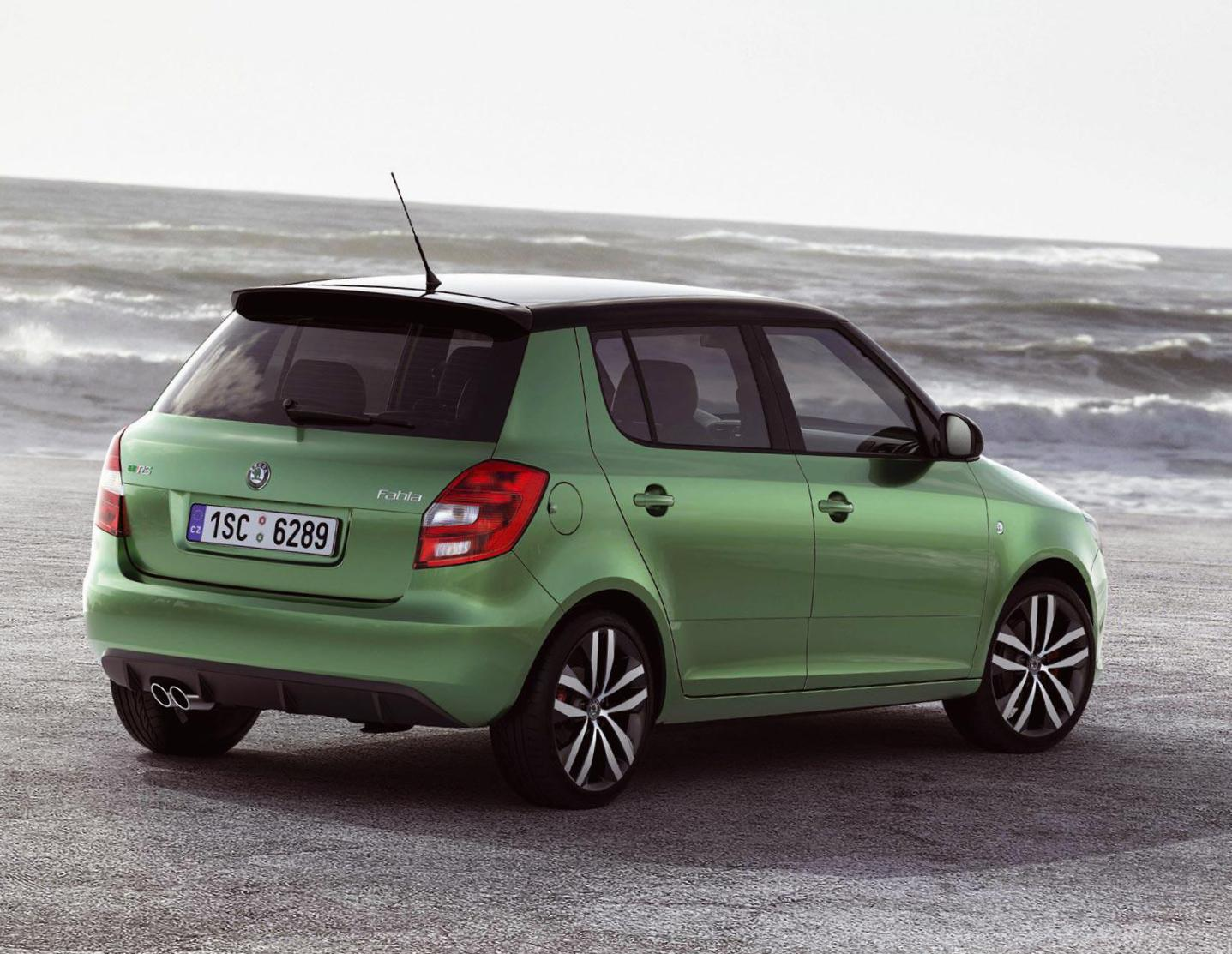 Skoda Fabia reviews 2014