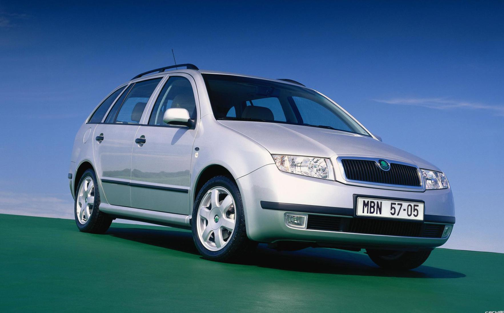 Skoda Fabia Combi prices hatchback