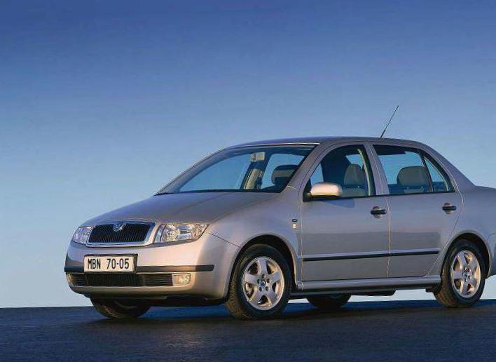 Skoda Fabia Sedan Specification hatchback