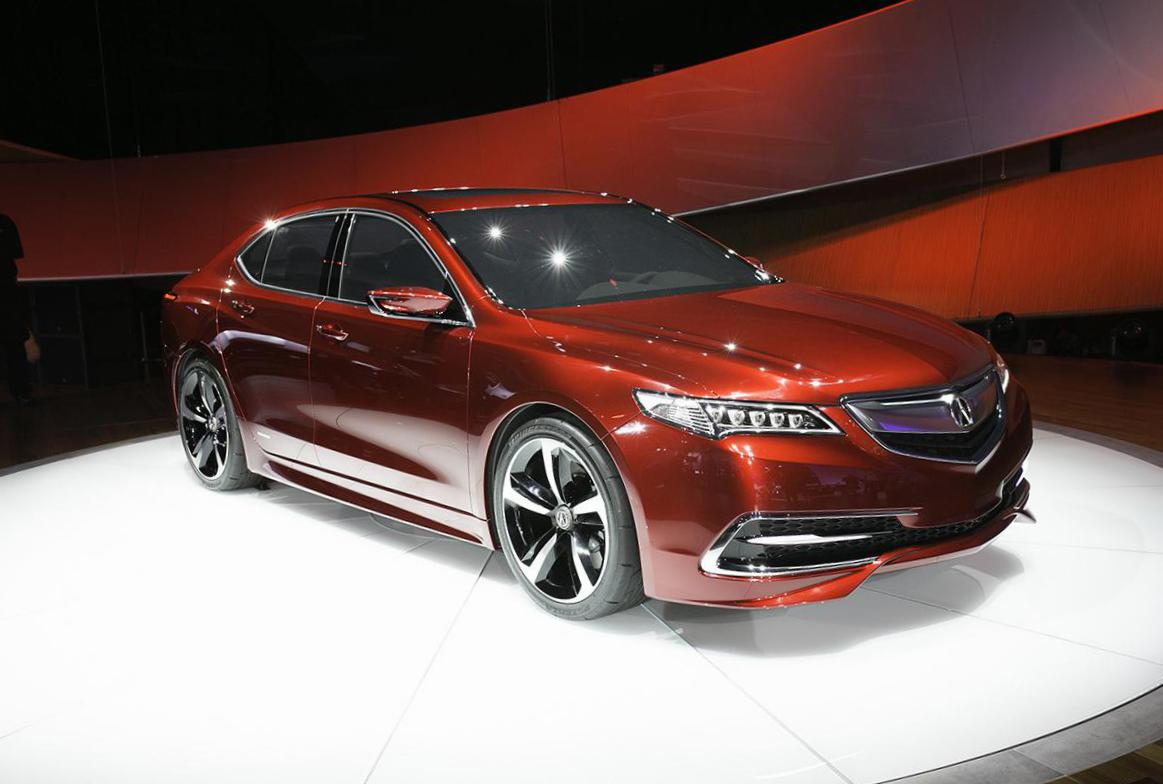 Acura TLX reviews 2013