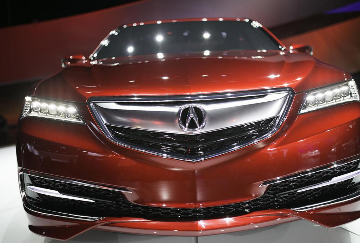 Acura TLX Specifications 2013