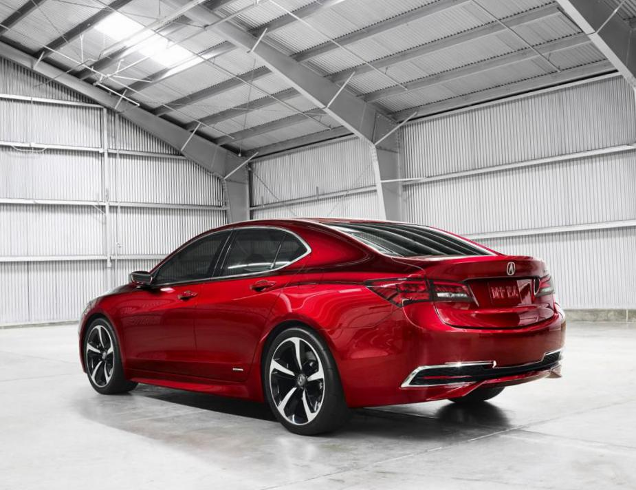 TLX Acura for sale 2013