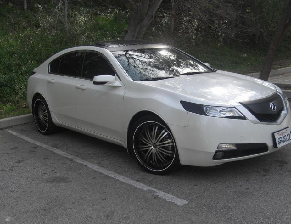 TLX Acura models 2009