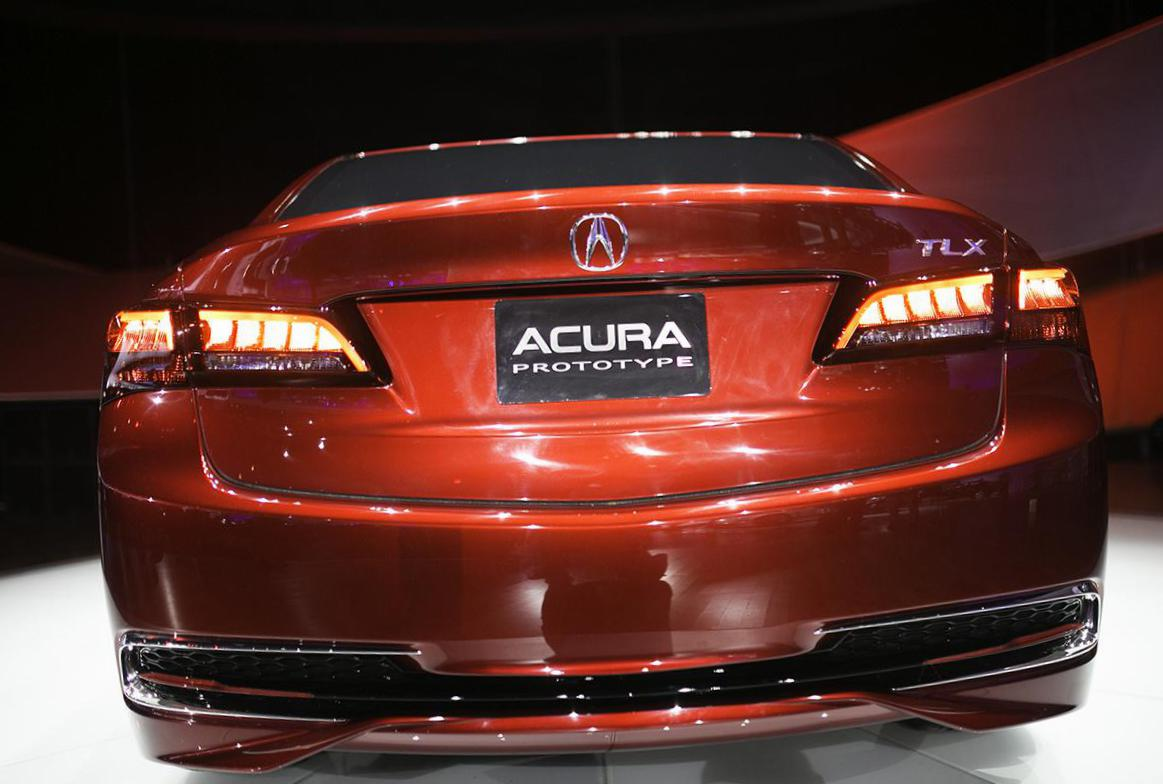TLX Acura reviews 2009