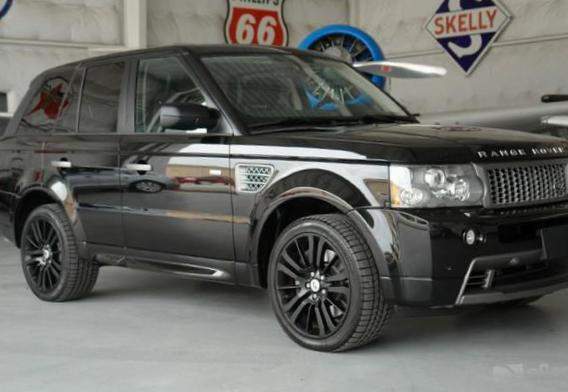 Land Rover Range Rover Sport approved suv