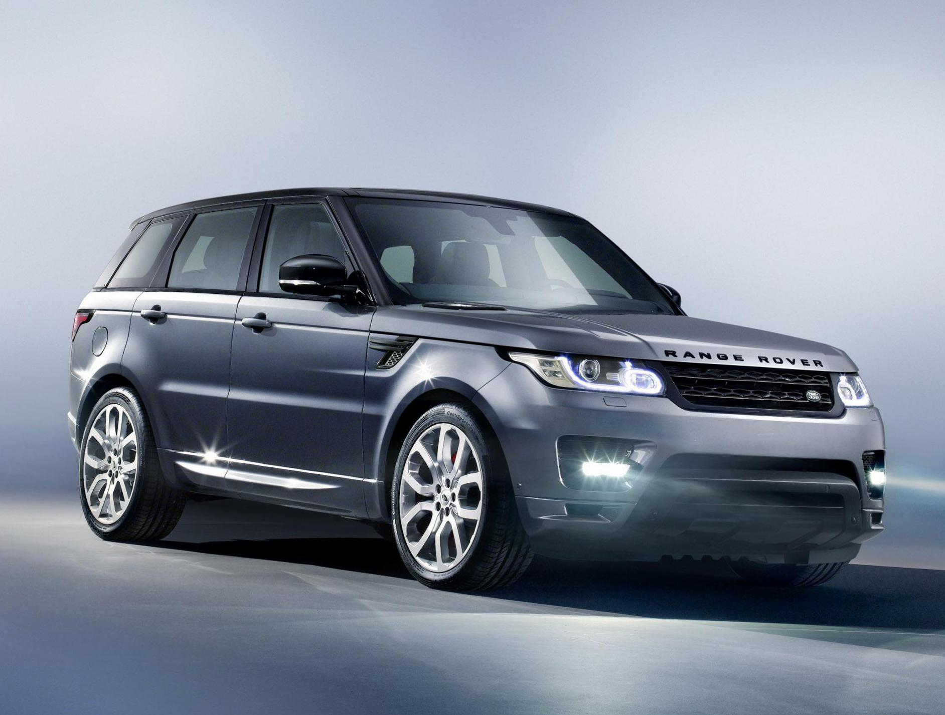 Land Rover Range Rover Sport model 2012