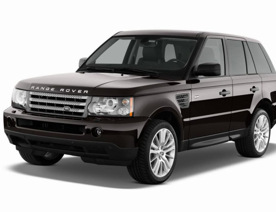 Range Rover Sport Land Rover approved sedan