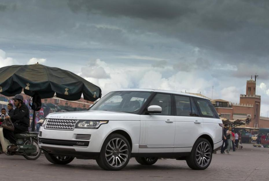 Range Rover Sport Land Rover Characteristics 2014