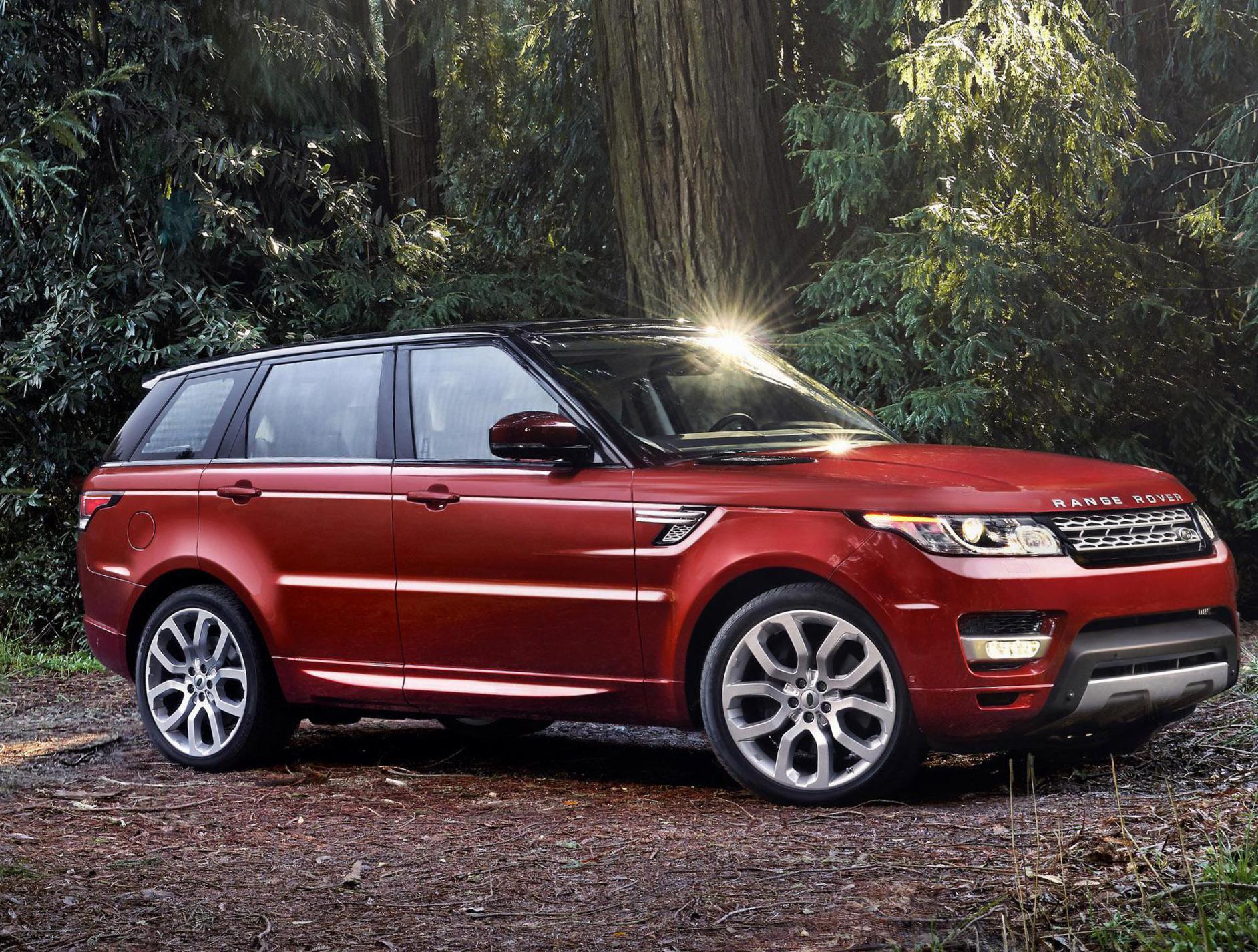 Range Rover Usa >> Land Rover Range Rover Sport Photos And Specs Photo Range Rover