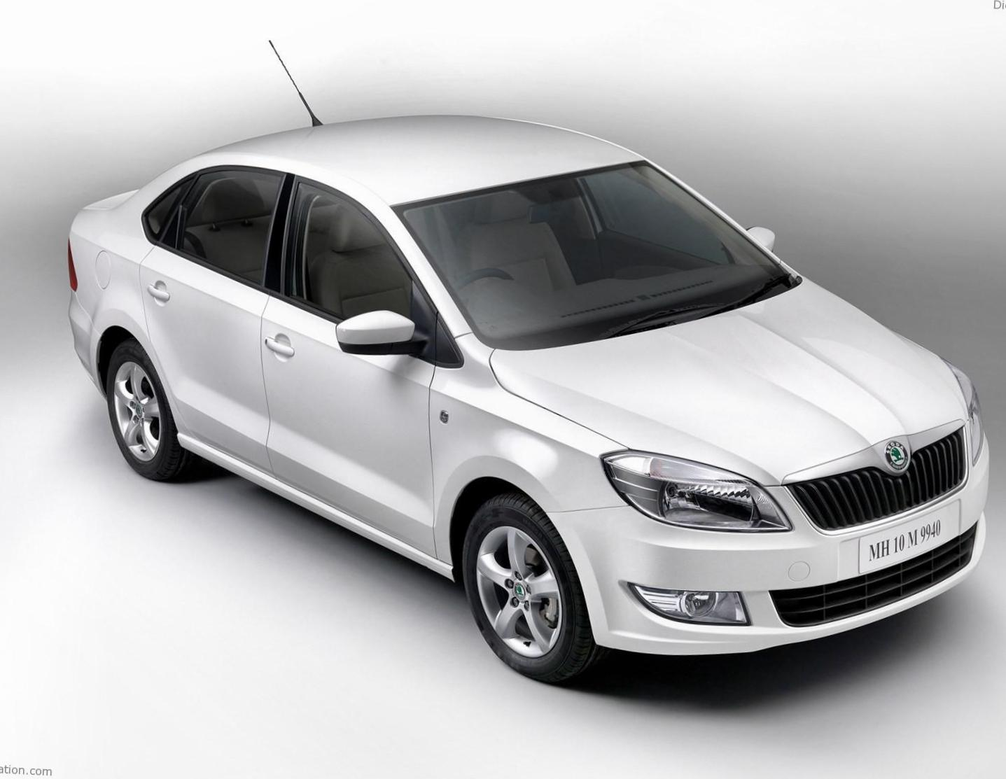 Skoda Rapid reviews 2009