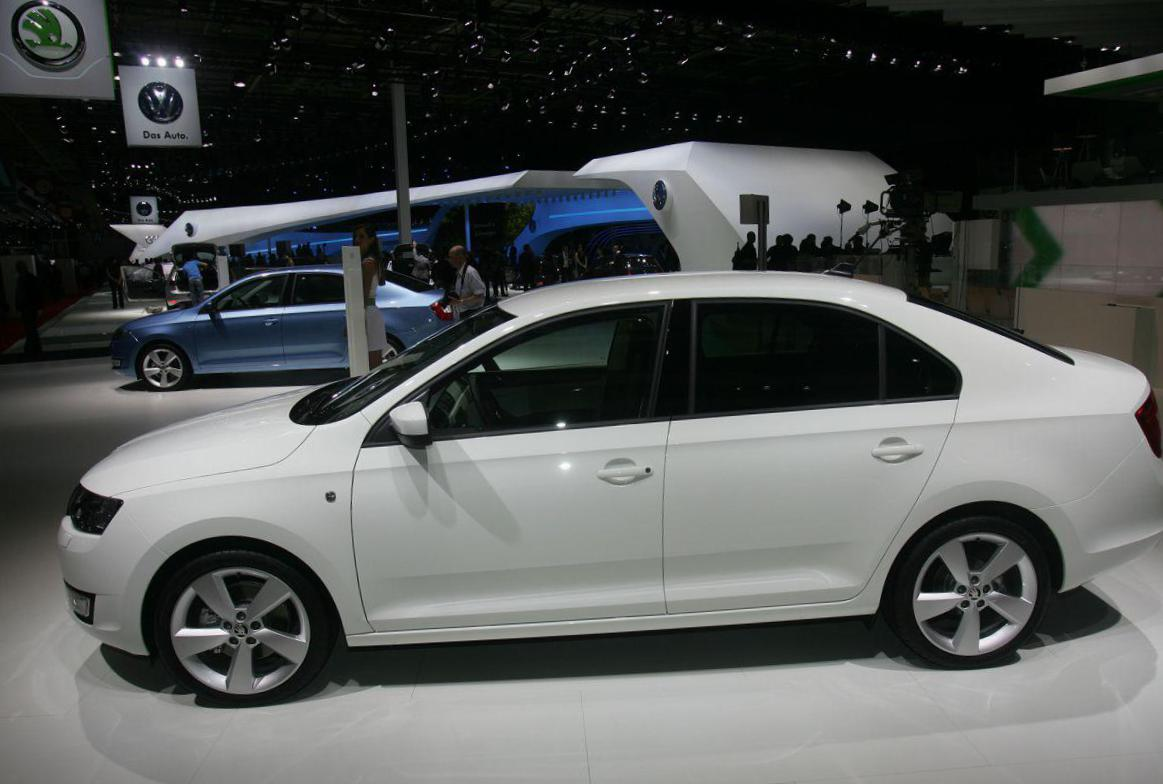 Skoda Rapid Specification 2006