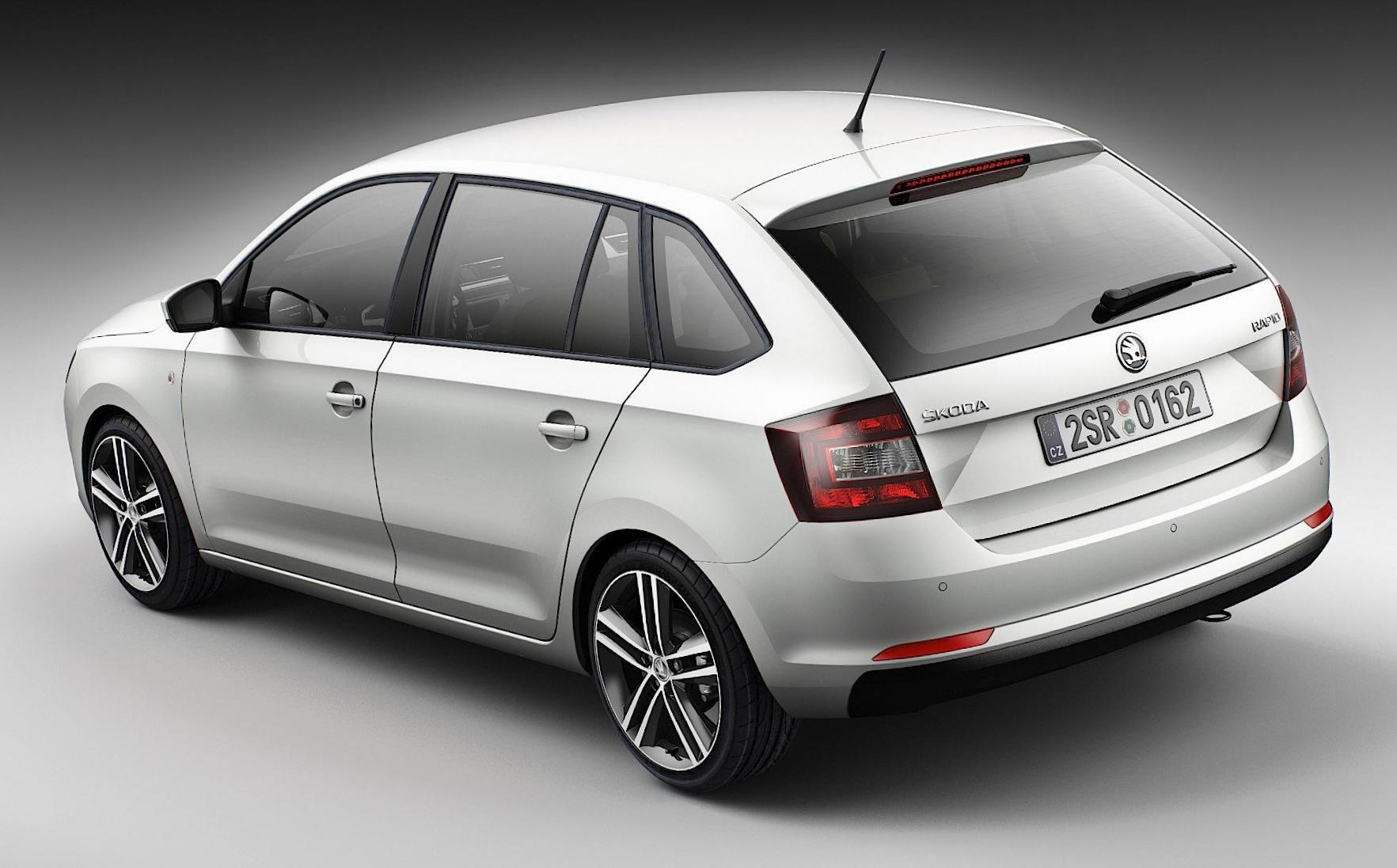 Spaceback Skoda prices hatchback