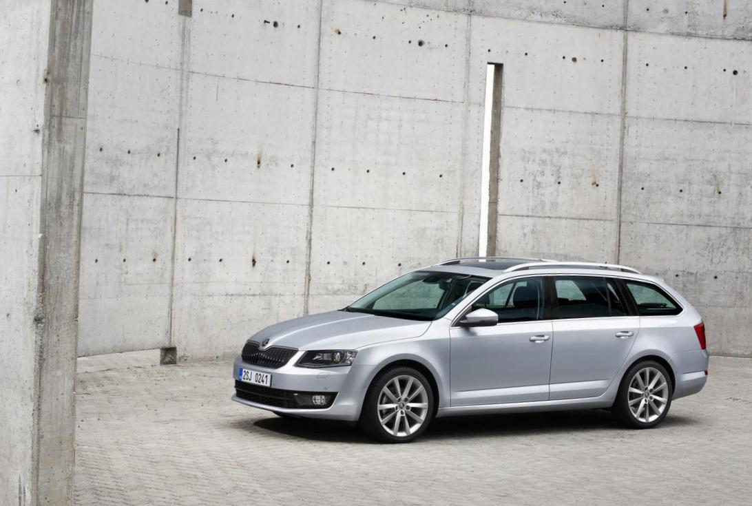 Skoda Octavia A7 Combi reviews 2012