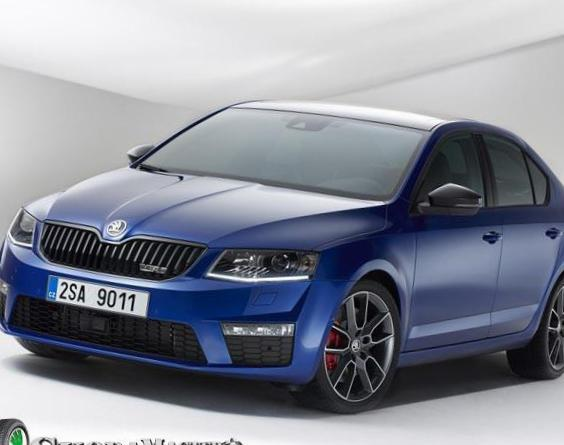Octavia A7 RS Skoda review 2011
