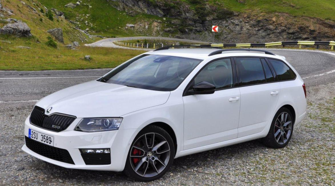 Skoda Octavia A7 RS review hatchback