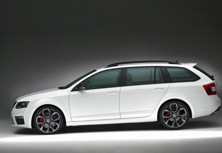 Skoda Octavia A7 RS Specifications 2012