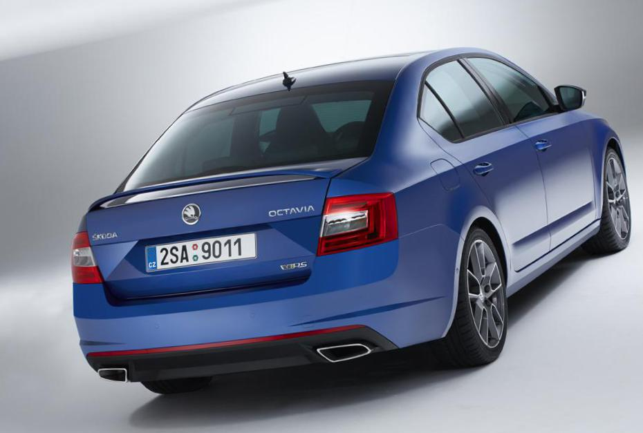 Octavia A7 RS Combi Skoda cost coupe